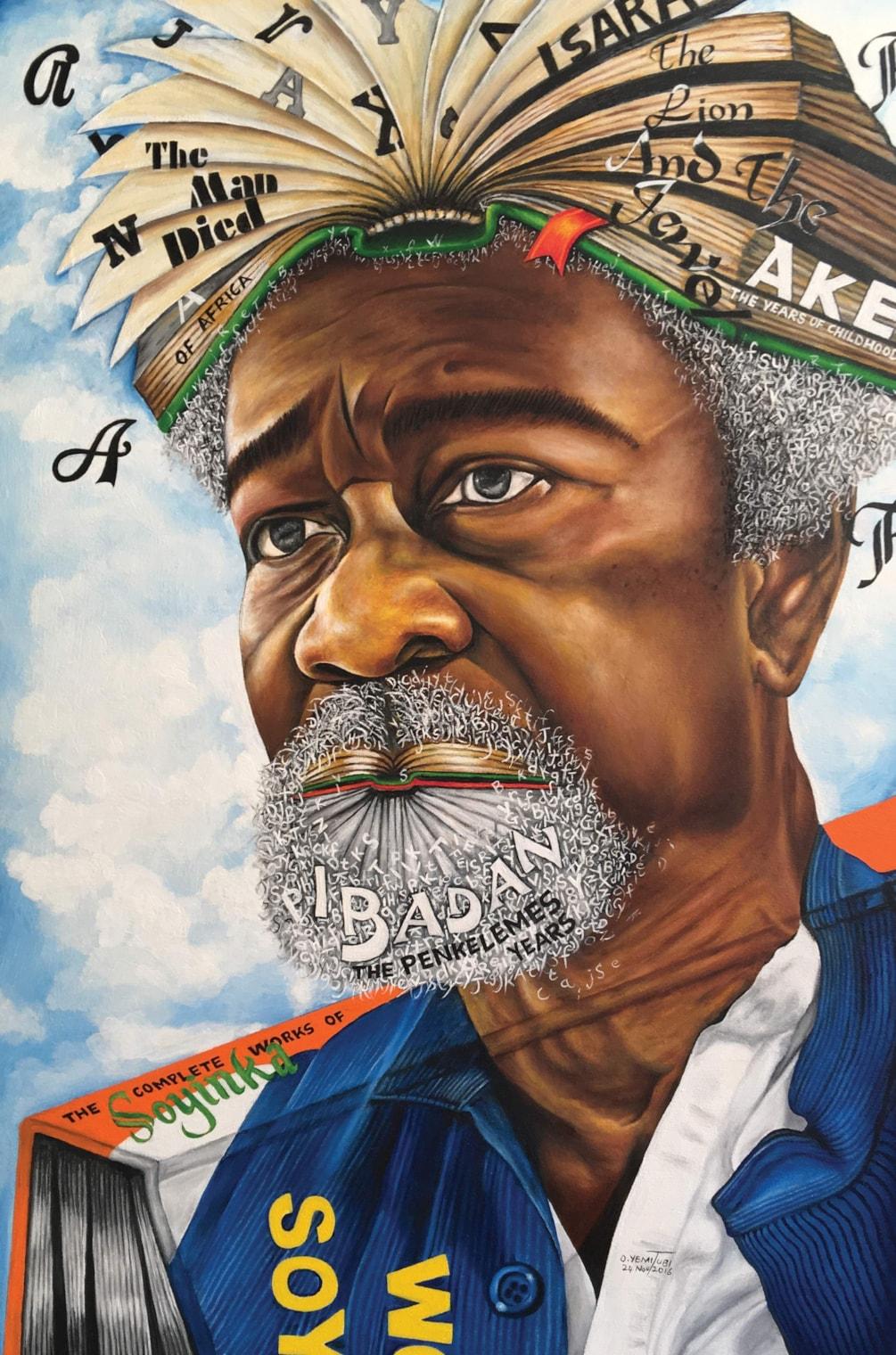 SOYINKA: An African Literary Icon