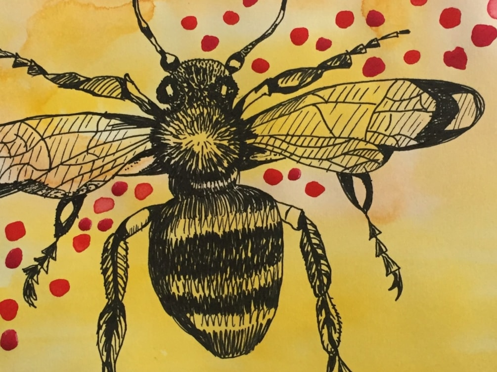 Another buzzy bee