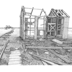 Old Fishing Shed, Dungeness