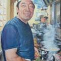 Steve the China China Chef Happy!