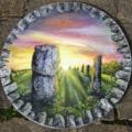 Summer Solstice Sunrise at Avebury