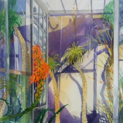 Watercolours by Olwen Jones RWS
