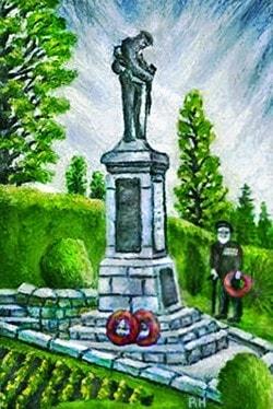 Cenotaph - Clitheroe