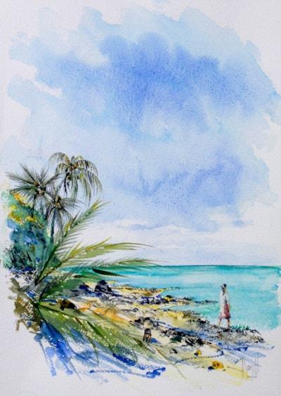 Narisa, Rarotonga,