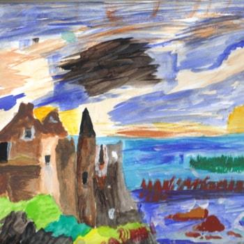 10-09-2011 Dunluce Castle Again. [Day]