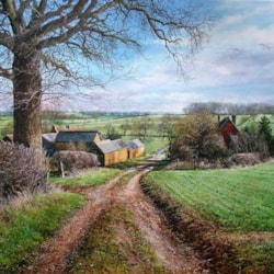 1024 Cank Farm                  oil                  812 x 635 cms