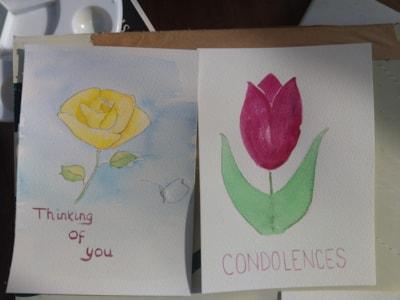 Cards again