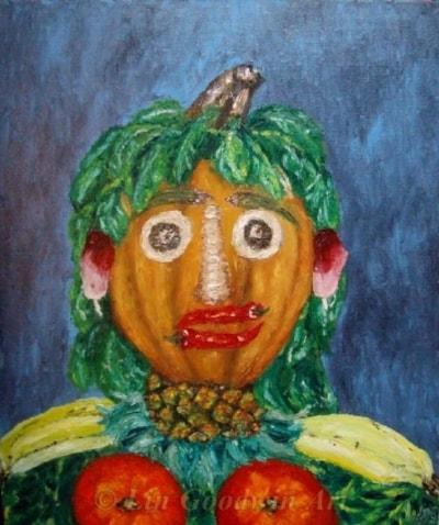 Miss Bountiful Harvest