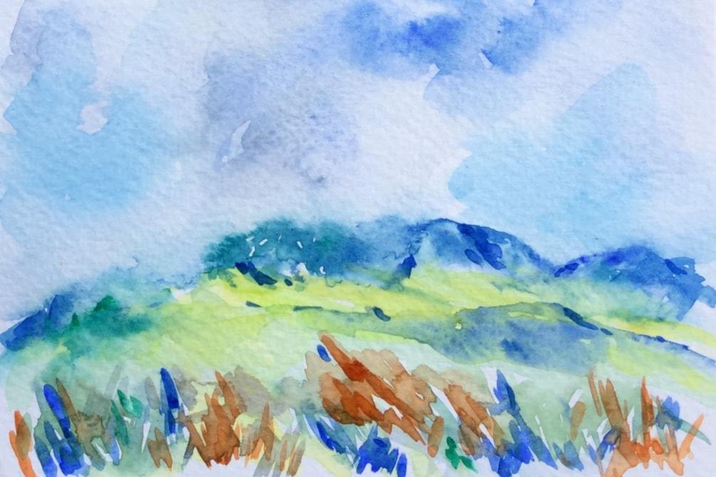 Cairnsmore Galloway Hills
