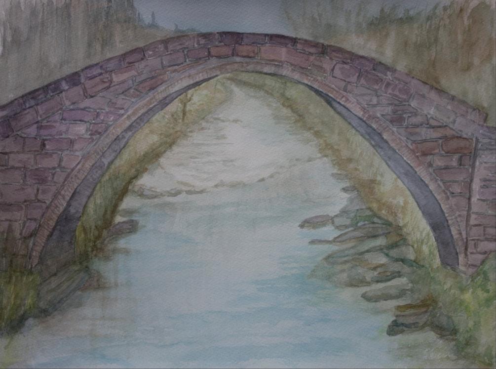 Beggar's Bridge, Glaisdale, North Yorkshire