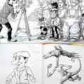 Pages from my sketchbook 4