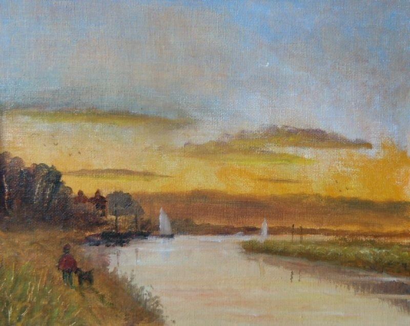 Last of the sun, Norfolk Broards (rev1).