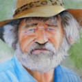 Deon Stewardson as Anders Du Plessis in  Wild at Heart