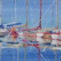 Semi-abstract Boats