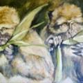 Lunching Monkeys