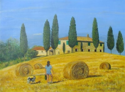 Walk in Tuscany