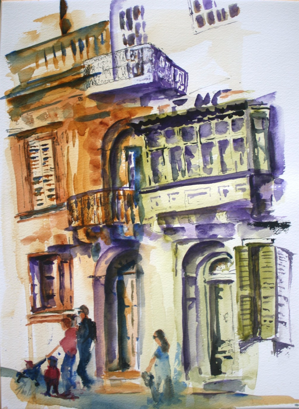 Republic Street Gozo