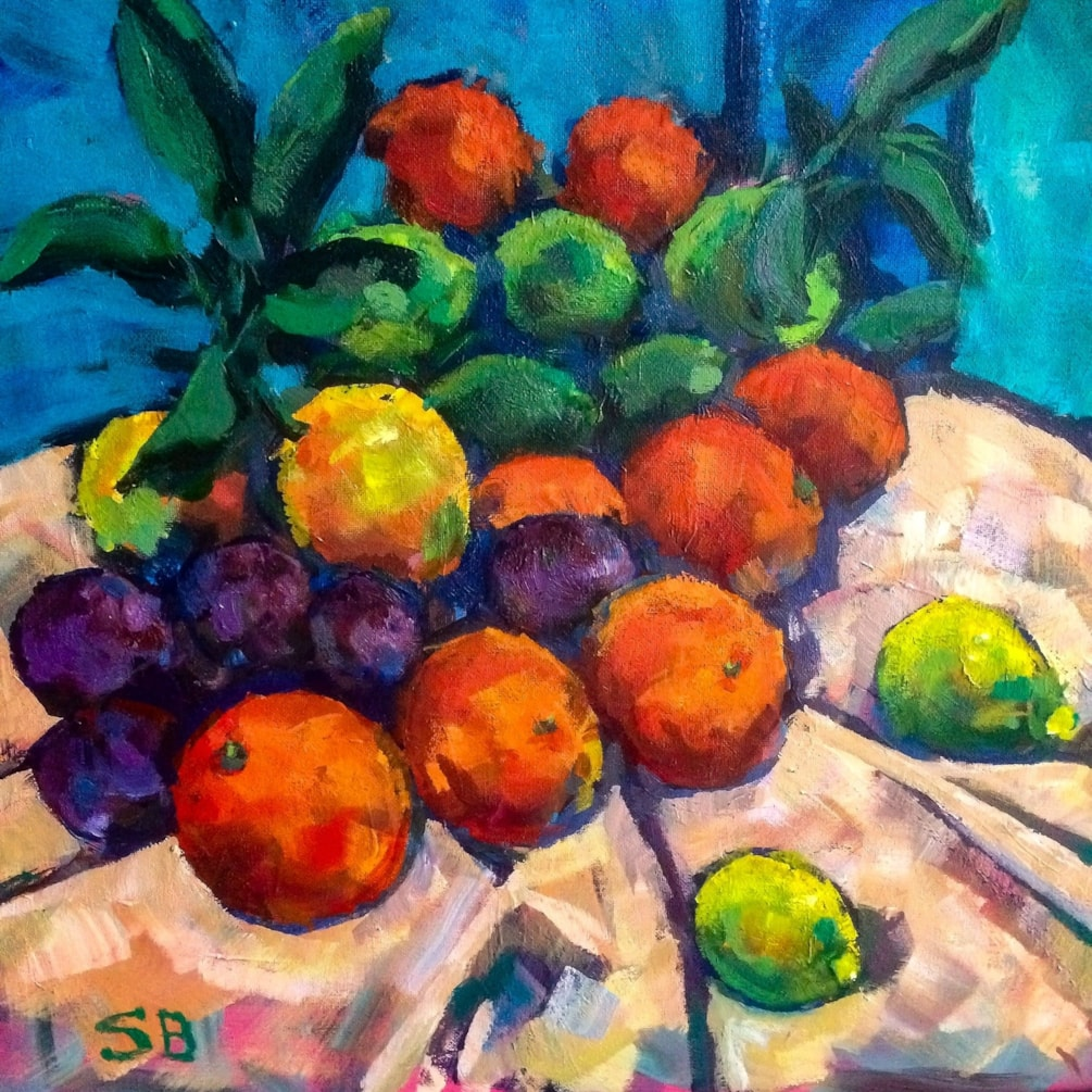 'Local Village Fruit' - Cyprus