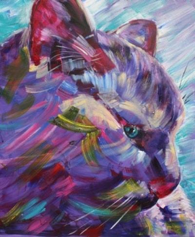 Eleanors Cat