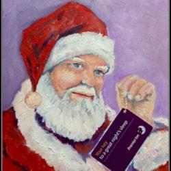 'Where Santa would stay'