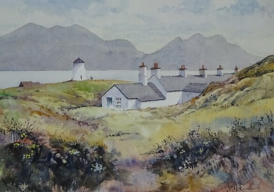 1673_LLanddwyn Pilot Cottages Anglesey