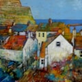 1675_Down from Mount Pleasant Staithes