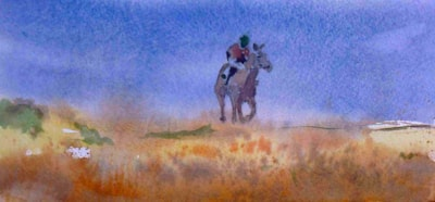 Galloping the Dunes