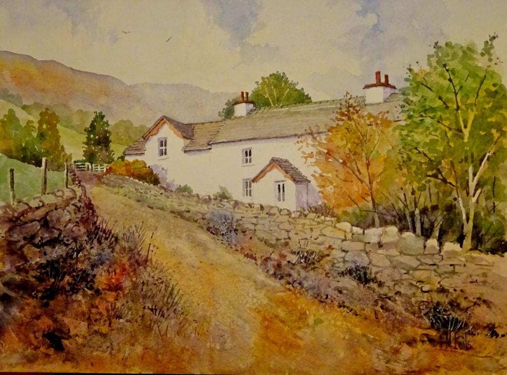 1691_Pear Tree Cottage Staverley Cumbria