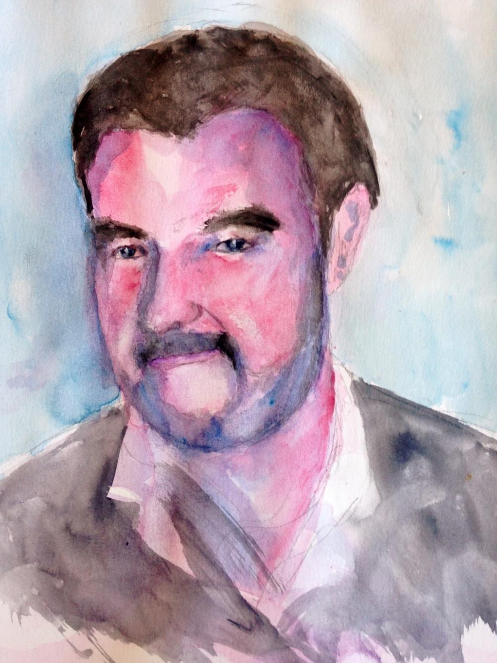 Jim's portrait