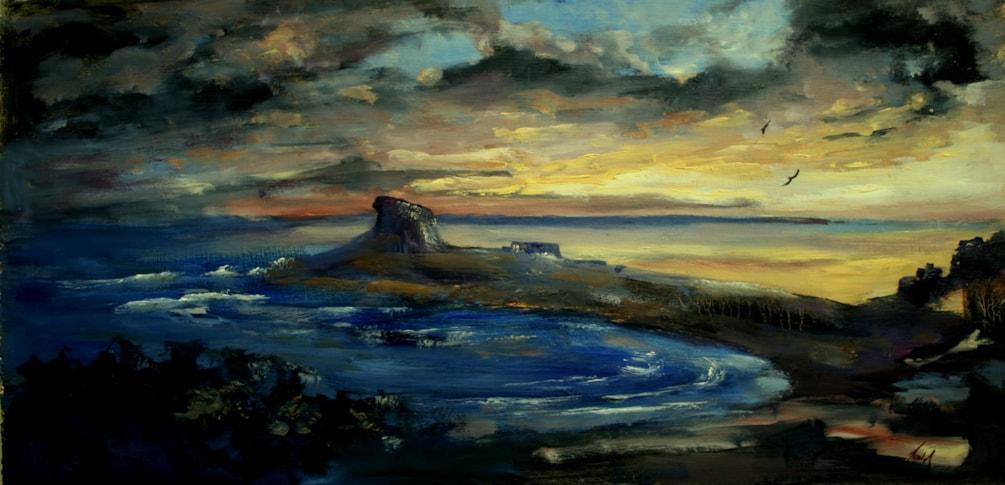Morning Light Xwejni Bay