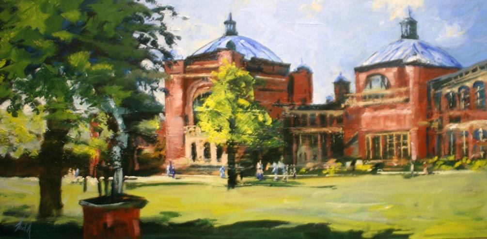 Birmingham University Commission