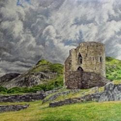 Dolbadarn Castle - Gwynedd