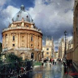 Rainwashed Oxford