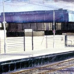 Wolverhampton Signal Box