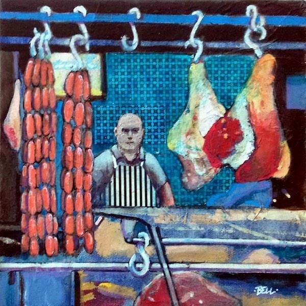 The Greek Butcher
