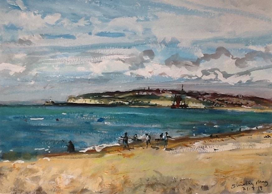 Seaford beach
