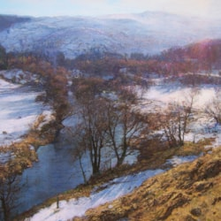 18 winter, glen clova