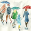 Rainy Days and Mondays - one liner