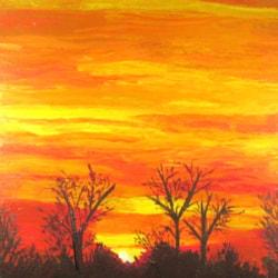 1911#1 Sunset