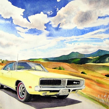 1969 DODGE CHARGER RTedited