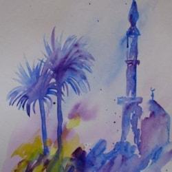 Palms and Prayers