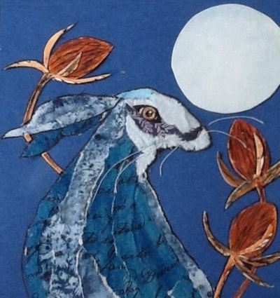 Blue Moon Hare
