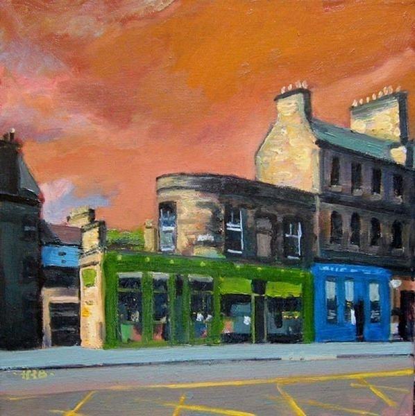 Chambers Street_Edinburgh