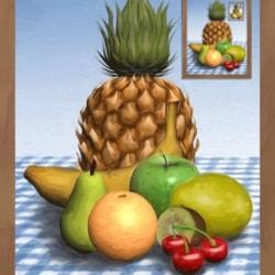 Fractal Fruit