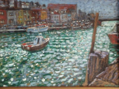weymouth harbour SOLD