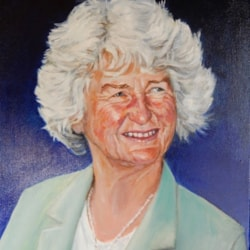 Portrait of Maureen Arthur