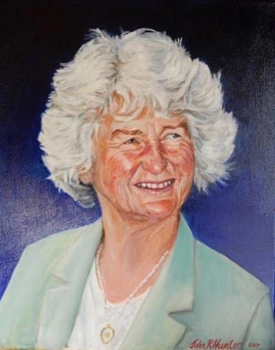 Portrait of Maureen Arthur