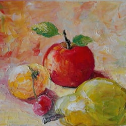 ''Delicious fruits''