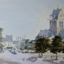 St Mer Eglise  Normandy