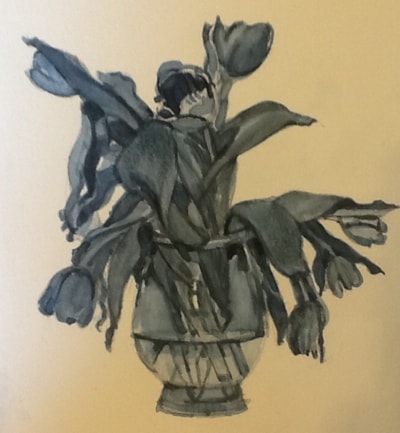 Tulips tonal exercise